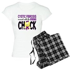 Cystic Fibrosis Messed With Wrong Chick Pajamas