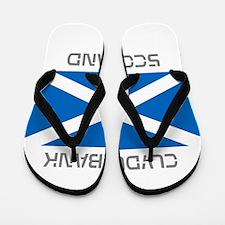 Clydebank Scotland Flip Flops