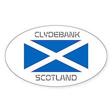 Clydebank Scotland Decal