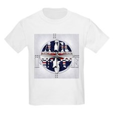 Harvest Moons Air Force Kids T-Shirt