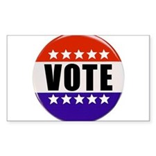 Vote Button Decal