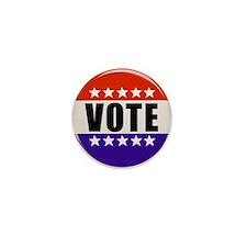 Vote Button Mini Button