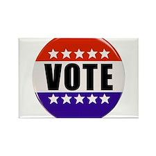 Vote Button Magnets