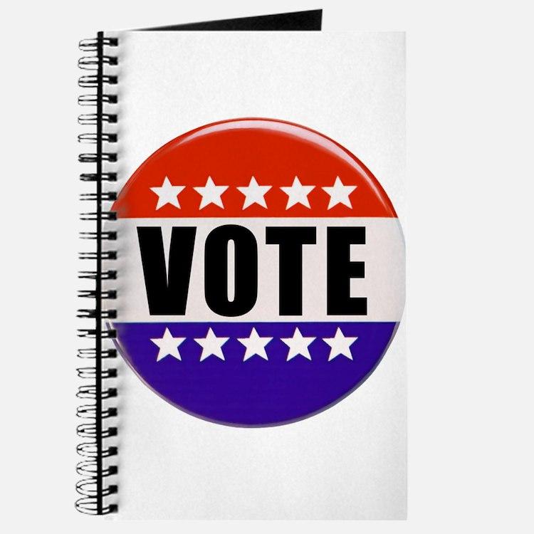 Vote Button Journal