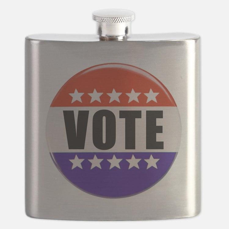 Vote Button Flask