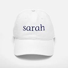 Sarah Baseball Baseball Cap
