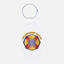 SSI - 13th Sustainment Command with Text Keychains