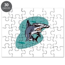 Hammerhead Shark Puzzle
