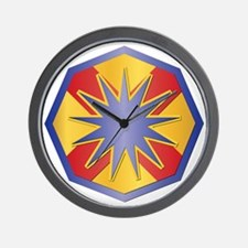 SSI - 13th Sustainment Command Wall Clock
