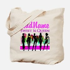 16TH NYC CHICK Tote Bag