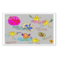 No. 88: Abusive Decal