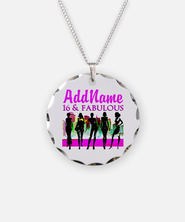 TRENDY 16TH Necklace