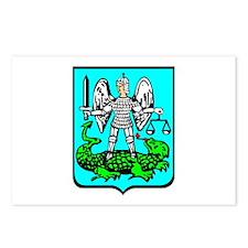 Strzyzow Crest Postcards (Package of 8)