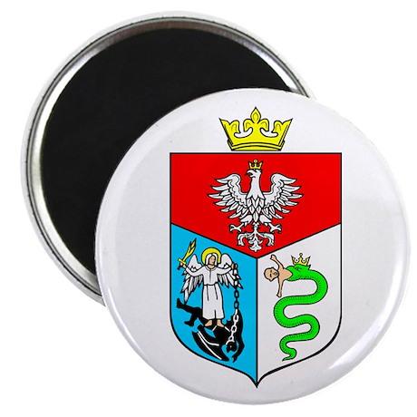Sanok Crest Magnet