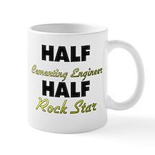 Half Cementing Engineer Half Rock Star Mugs