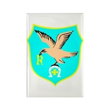 Ropczyce Crest Rectangle Magnet