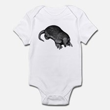 Giant Armadillo (Front) Infant Bodysuit