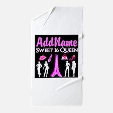 PARIS SWEET 16 Beach Towel