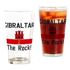 Gibraltar Drinking Glass