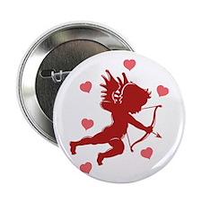 Valentine's Day Cupid Button