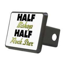 Half Bishop Half Rock Star Hitch Cover
