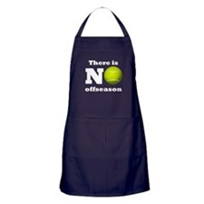 No Tennis Offseason Apron (dark)