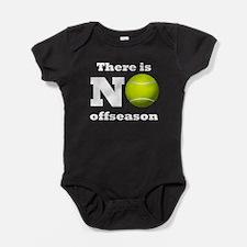 No Tennis Offseason Baby Bodysuit