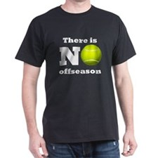 No Tennis Offseason T-Shirt