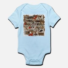 Serious Play Infant Bodysuit