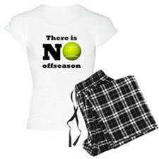 No Tennis Offseason pajamas