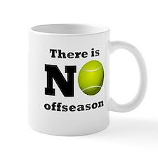 No Tennis Offseason Mugs