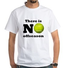 No Tennis Offseason T-Shirt