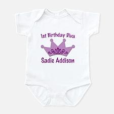 Custom for LisaBeth Infant Bodysuit