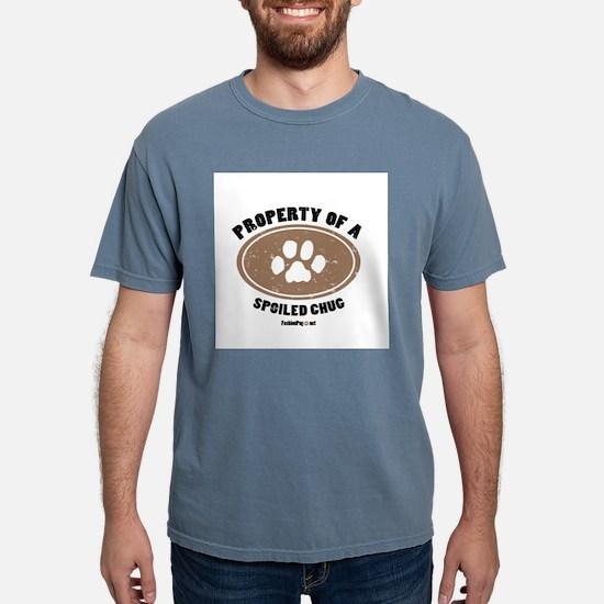 Cute Chihuahua weenie dog mix Mens Comfort Colors Shirt