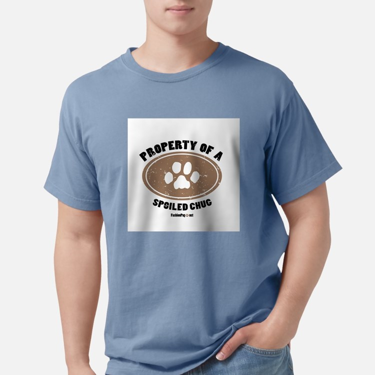 Cute Chihuahua pug mix Mens Comfort Colors Shirt