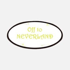Off to Neverland Patches