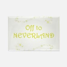 Off to Neverland Magnets