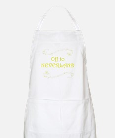 Off to Neverland Apron