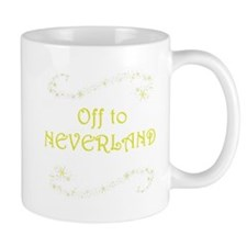 Off to Neverland Mugs