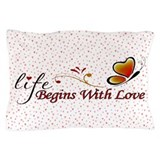 Inspirational quotes pillowcases Bedroom Décor