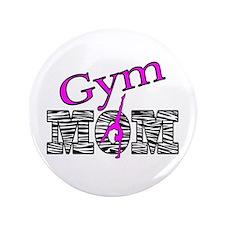 """Gym Mom 3.5"""" Button"""