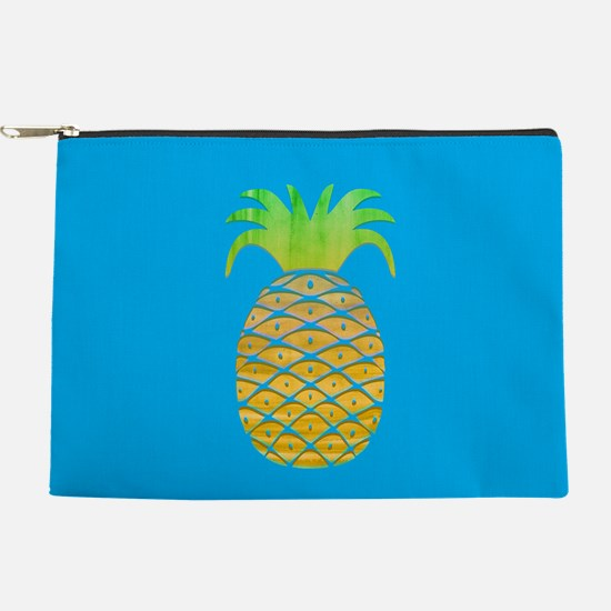 Colorful Pineapple Makeup Pouch