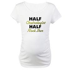 Half Oneirologist Half Rock Star Shirt