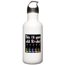 ROCK STAR 16TH Water Bottle