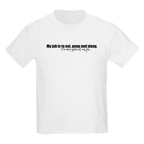 My Job Kids T-Shirt