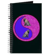 Yin Yang Shar Pei Dog Journal