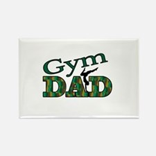 Gym Dad Magnets