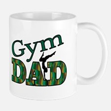Gym Dad Mugs