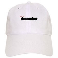 December Baseball Cap