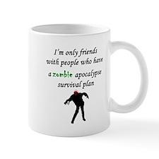 Zombie Plan Mugs